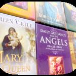 ☆どんな オラクルカード でも自分の神聖さと繋がり自由に読める♪