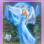 宇宙パワーとあなたが共鳴する☆【上弦の月】と【大天使ハニエルのメッセージ】12月7日(水)