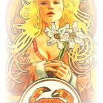 【蟹座の新月】協会設立日!ゆるいグランドセクスタイル(六芒星)~西洋占星術&チャネリング~