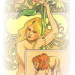 【獅子座新月】天と契約をしたことに従う~西洋占星術&アポロンチャネリングメッセージ