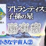 【アミ小さな宇宙人②】名言集 アトランティス文明の子孫の星「この今という瞬間を、無駄にしてはダメだよ・・」 大阪 東京